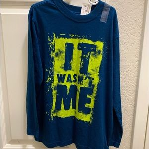 Boys Medium Children's Place shirt! NWT